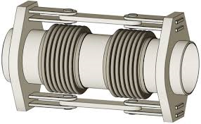 double hinged expansion joints